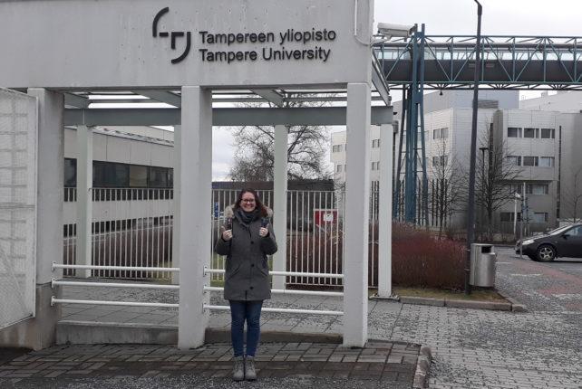 Forschungsaufenthalt an der Universität Tampere in Finnland